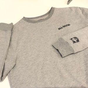 All Good Crewneck Sweatshirt Large